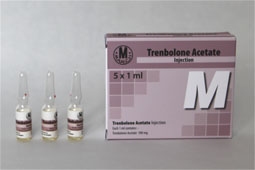 Trenbolona Acetato March 100mg/amp