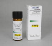 Citrato de Clomifeno Genesis 50mg (50 com)