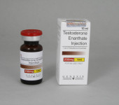 Enantato de Testosterona inyectable 250mg/ml (10ml)