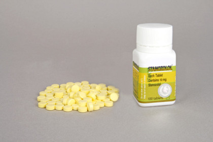 Estanozolol LA 10mg (100 com)