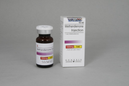 Metandienona Genesis 100mg/ml (10ml)