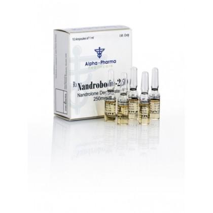 Nandrobolin 250mg/amp