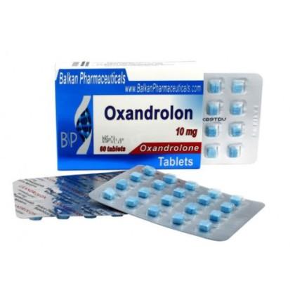 Oxandrolona BP 10mg (100 com)