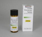 Primobolan comprimidos 25mg (50 com)
