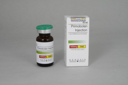 Primobolan inyectable 100mg/ml (10ml)
