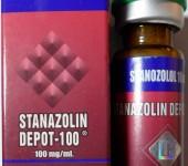 Stanozolin Depot 100 Lyka Labs